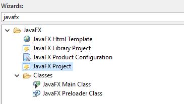 JavaFX - Java